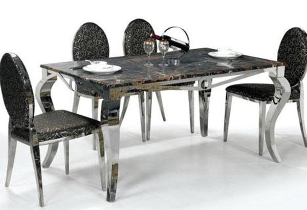 西安不锈钢火锅桌椅