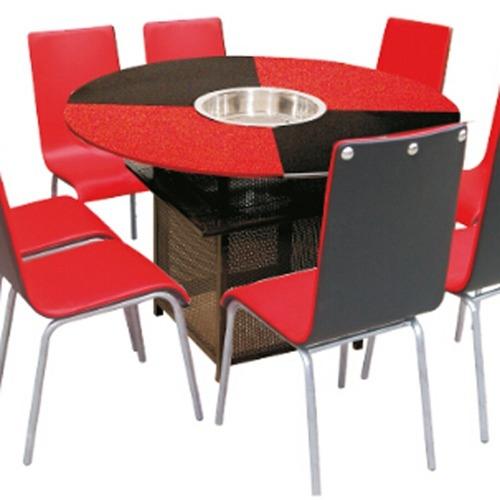 燃气火锅桌