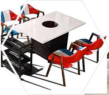 火锅桌椅系列